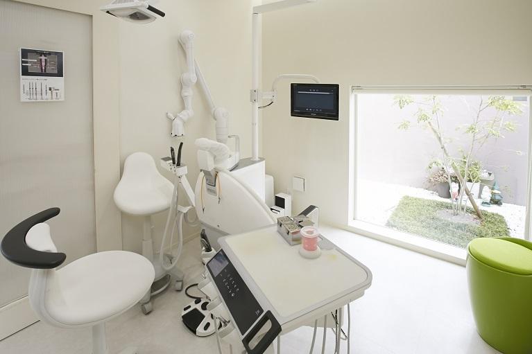 個室診療室・手術室
