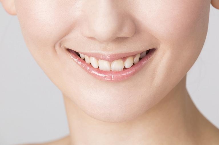 健康な歯茎の状態とは